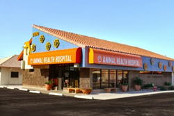 animal health hospital pet friendly vet in tucson az