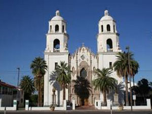 cathedral of st augustine, tucson
